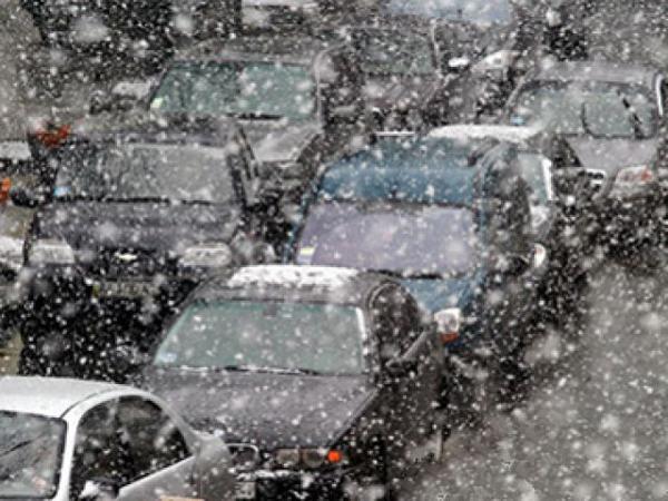В Казани ждут снега с дождем