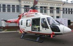 В РКБ Татарстана получили первый «Ансат» от КВЗ