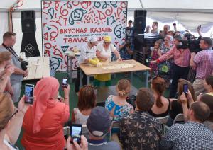 «Вкусная Казань» признана лучшим фестивалем гастрономического туризма в России