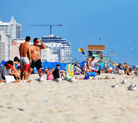 Пляжи Казани