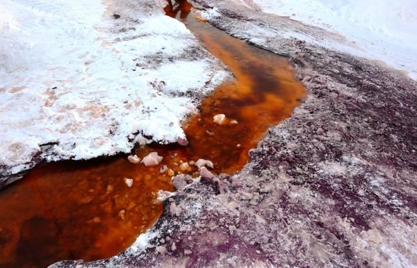 Кровавая река