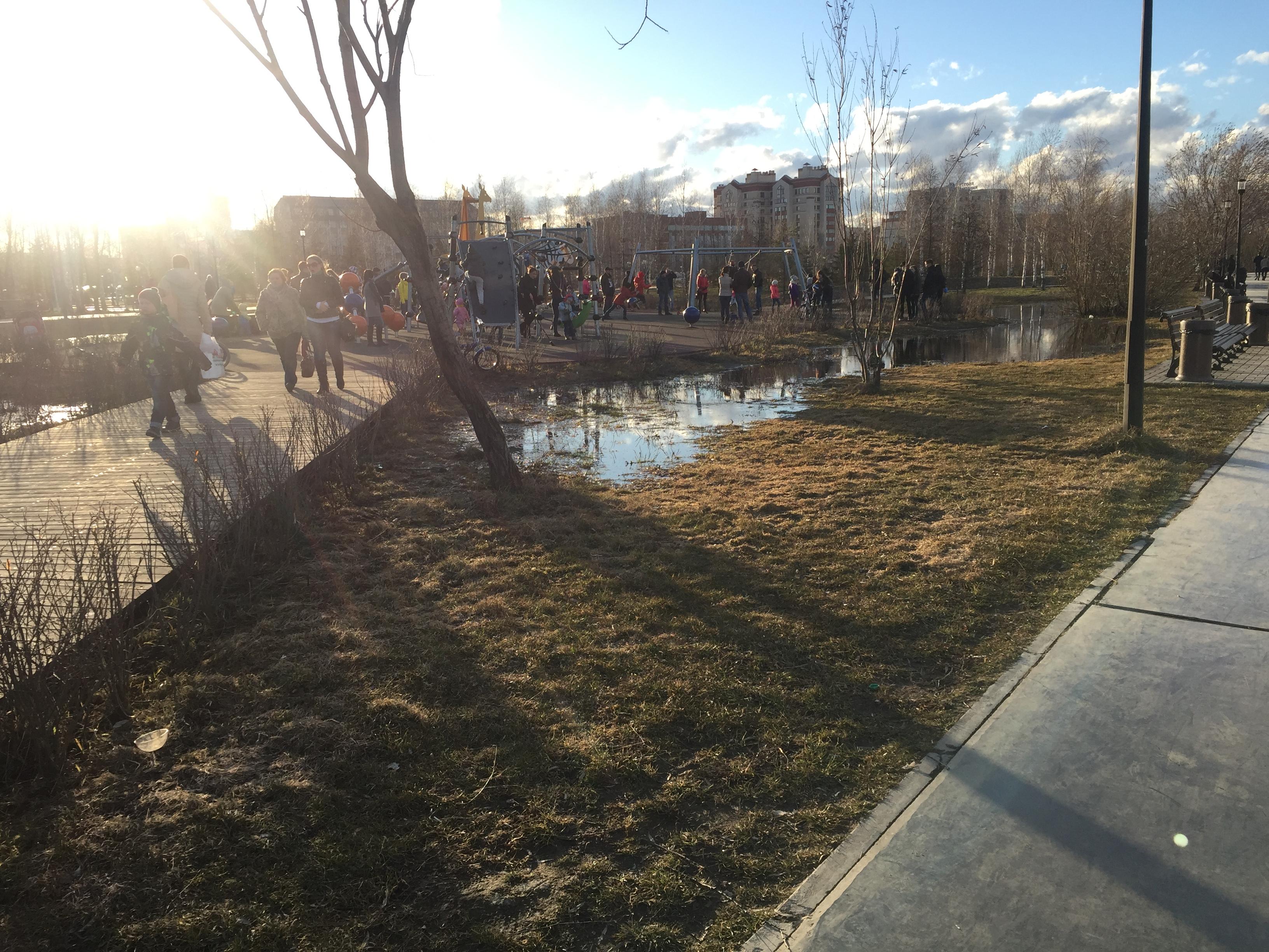 парк победы 3