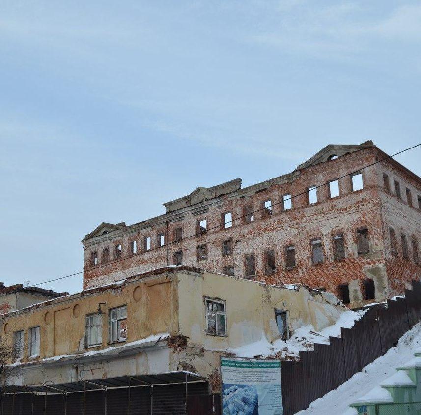 В Казани исторические памятники превратят в VIP-недвижимость