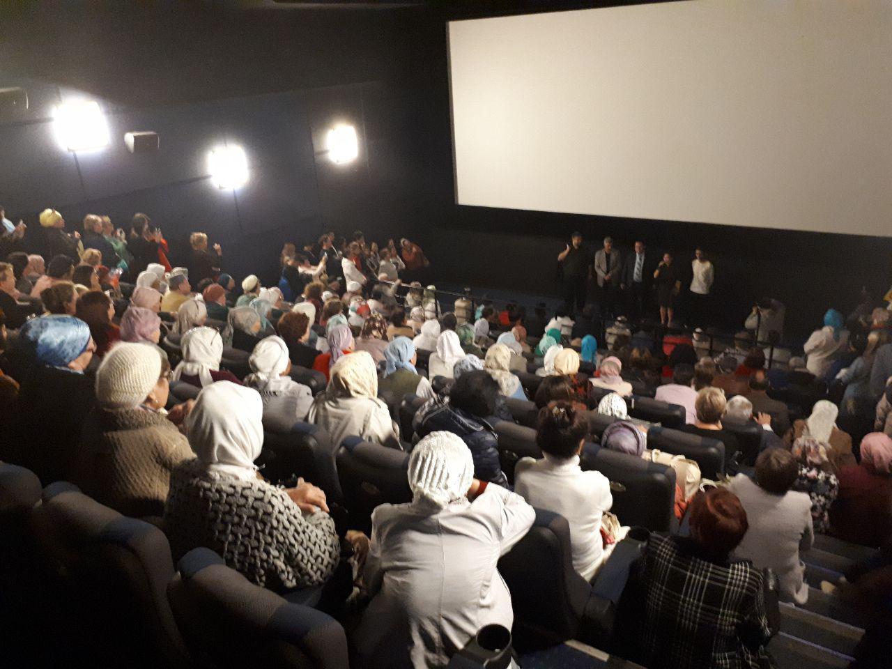 фестиваль мусульманского кино