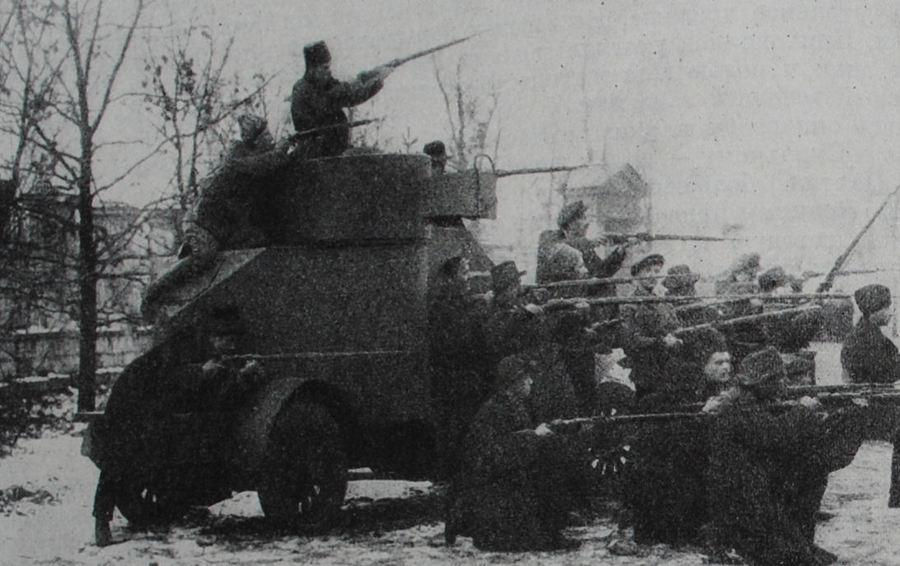 революция в казани 1917