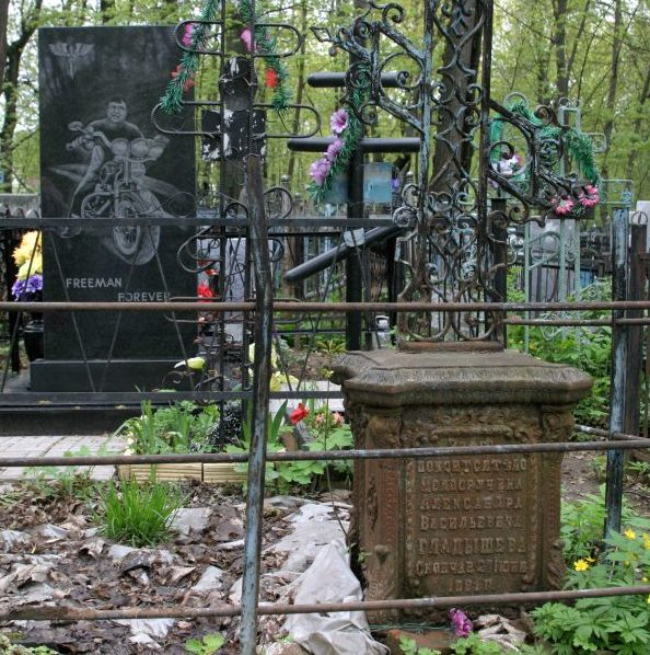 Кладбища