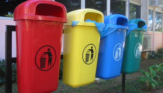 мусор контейнеры