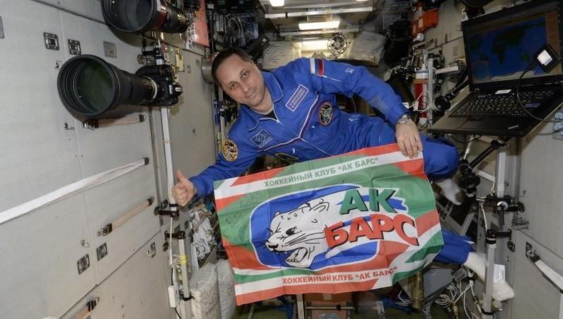 космос флаг ак барса