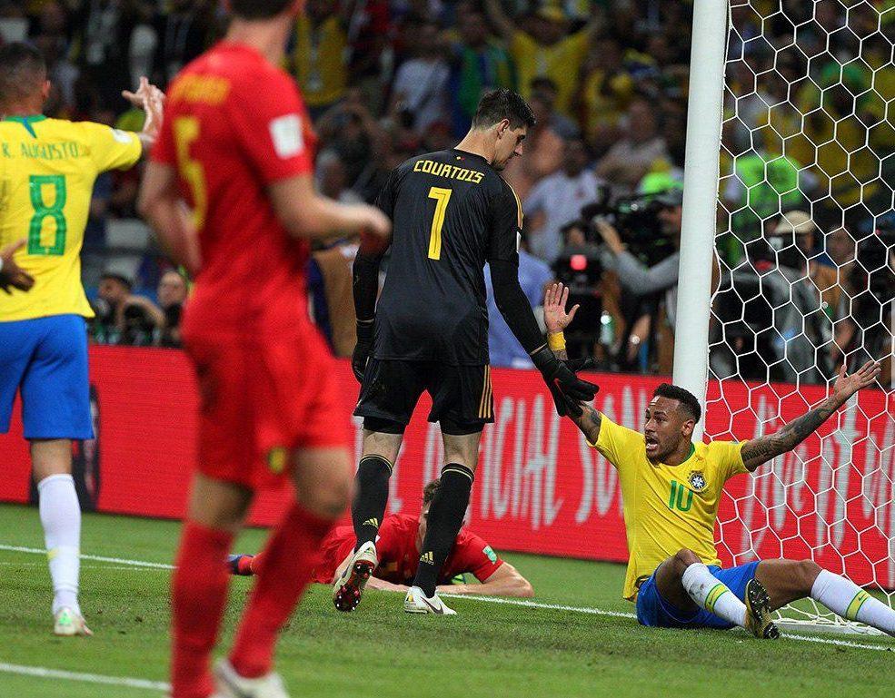 чемпионат мира бразилия бельгия
