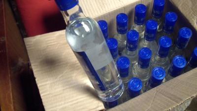 контрафакт паленый спирт алкоголь