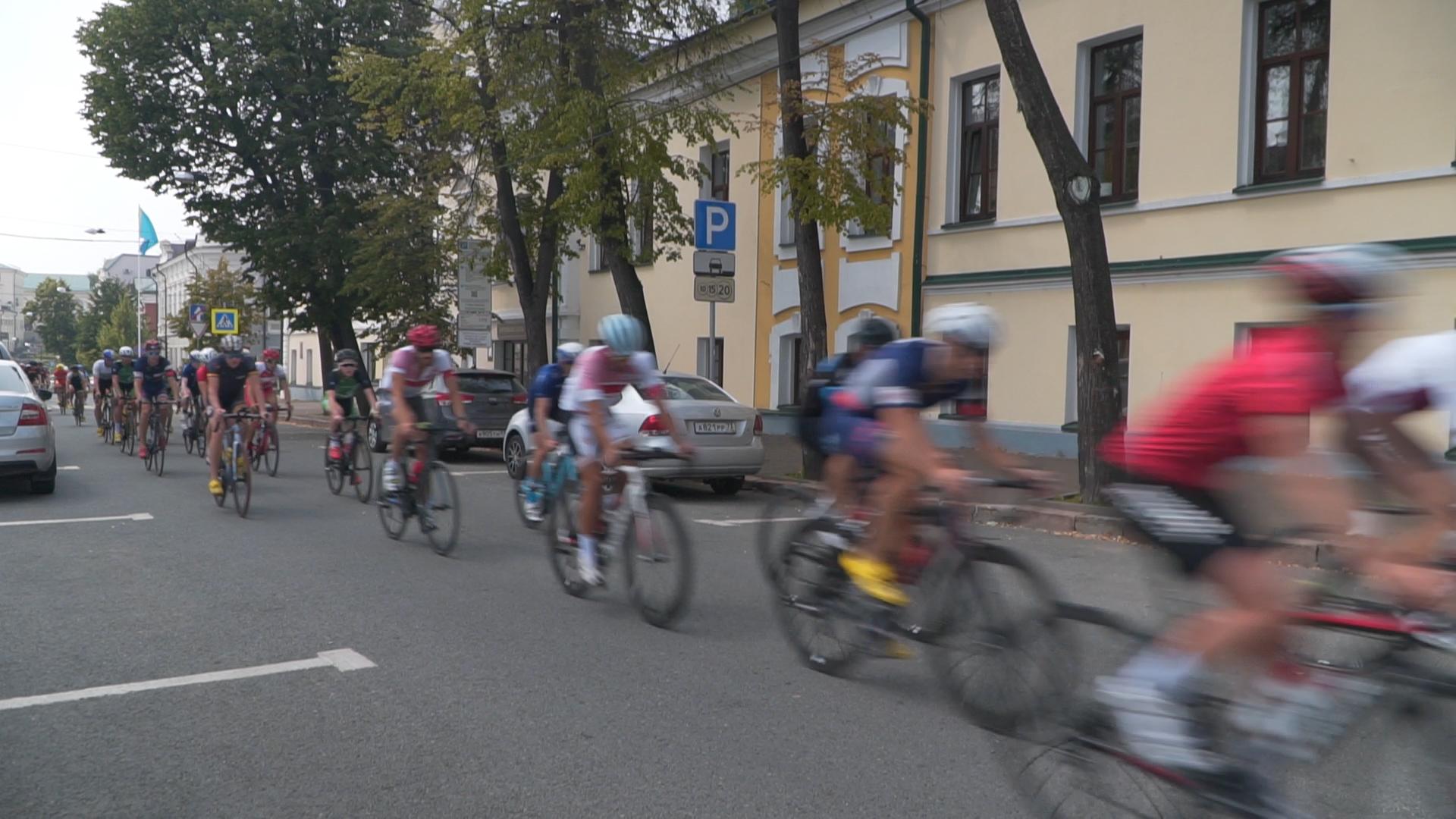 триатлон велосипедисты