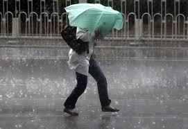 похолодание дождь