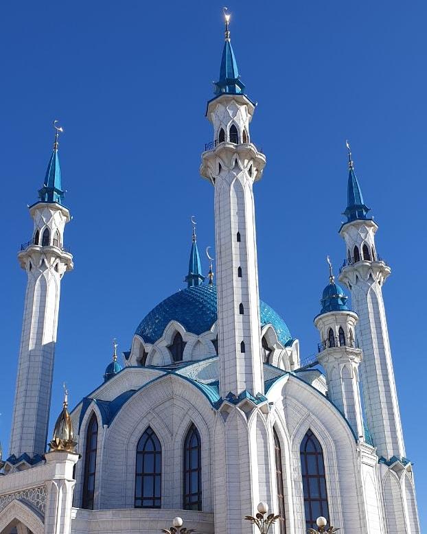кул шариф мечеть