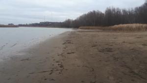 обмеление река казанка