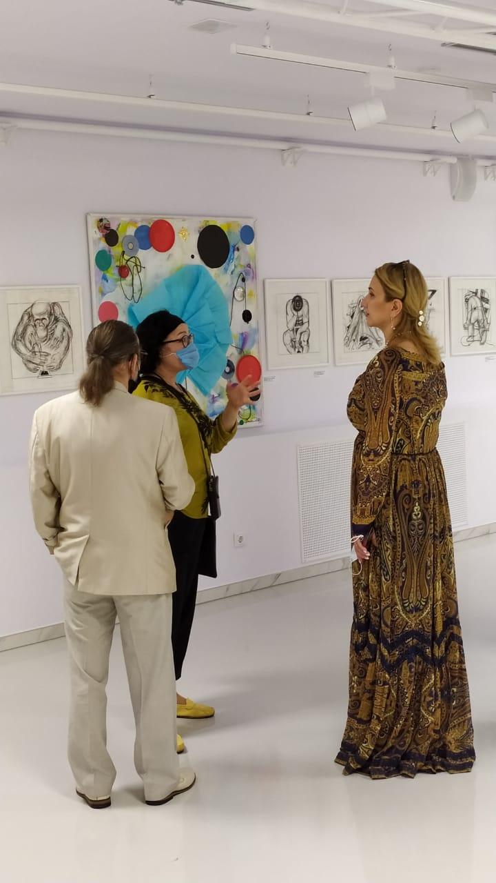 выставка шамиль шайдуллин