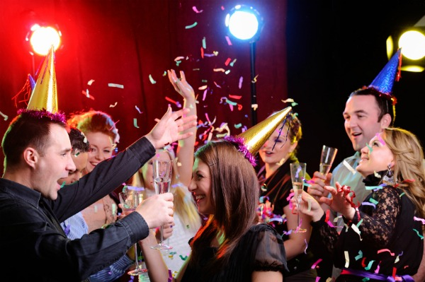 новый год вечеринка корпоратив