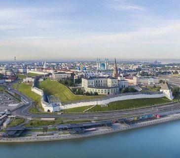Казань прекрасна