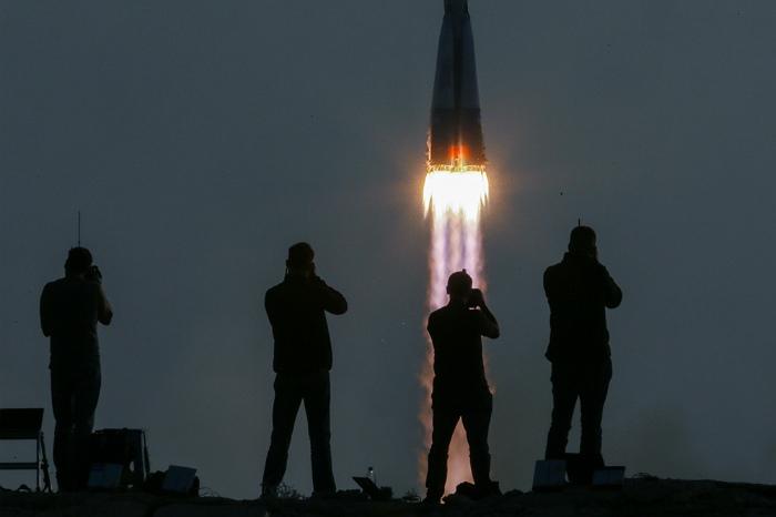 В Росси построят первый космический корабль