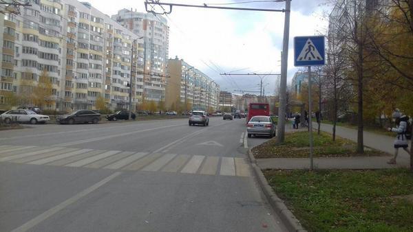 ВКазани автобус сбил на«зебре» 12-летнюю девочку
