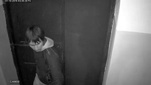 Серийный убийца пенсионерок попал на видео в Казани