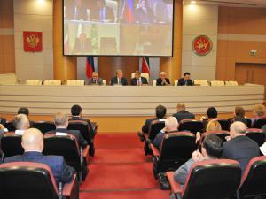 Минниханов и Кудрин одобрили стратегию Казани-2030