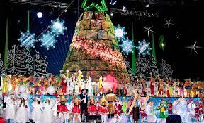 25 декабря в Казани проведут республиканскую новогоднюю елку