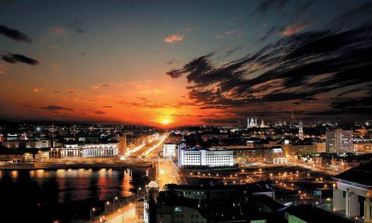 Закаты в Казани