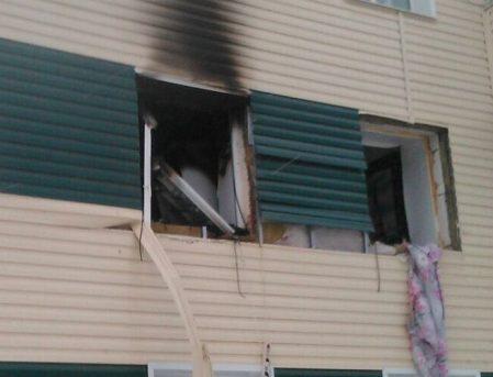 Взрыв газа в Осиново: пострадал 5-летний ребенок и двое взрослых