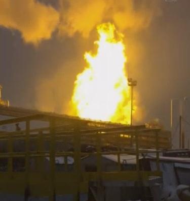 пожар нижнекамск таиф фото