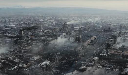 землетрясение фильм кино