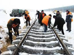 Новая железная дорога