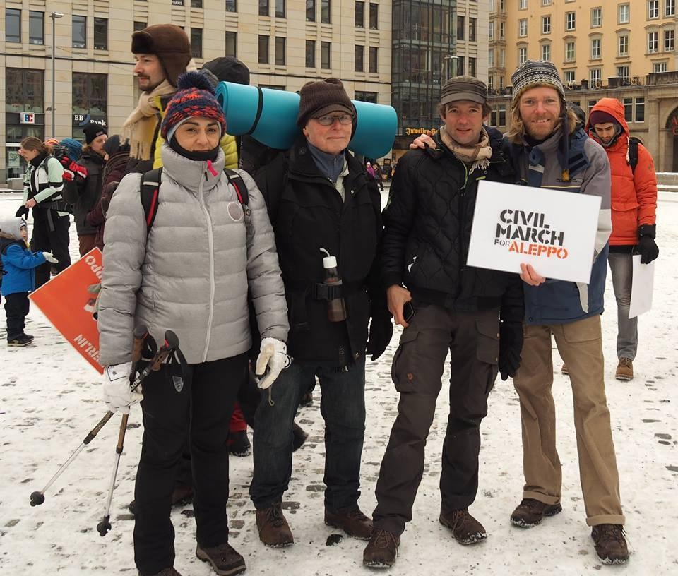 Немцу, дошедшему пешком до Казани, не дают российскую визу