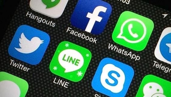 социальные сети кибератака мессенджеры
