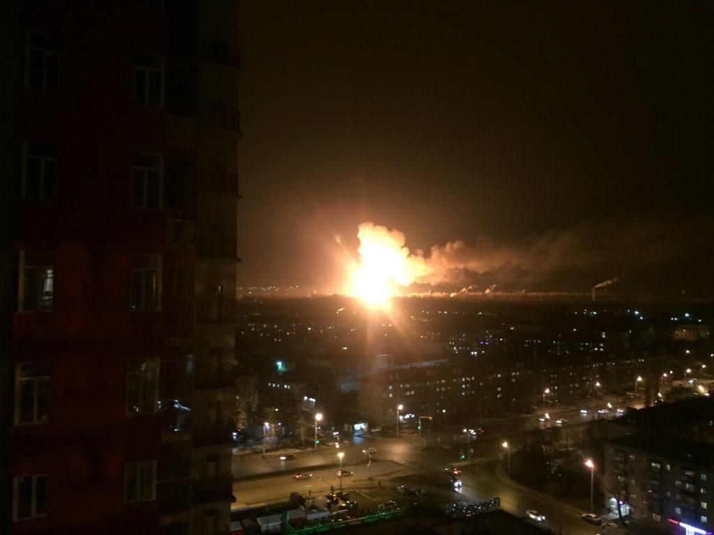 Казанская генпрокуратура проведет проверку всвязи спожаром наПороховом заводе