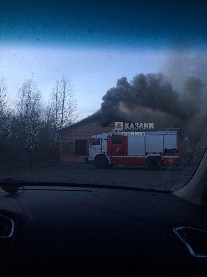 пожар на ферма 2