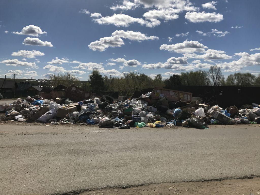 Отверженные. Почему «элитный» поселок Константиновка утопает в мусоре и безденежье властей?