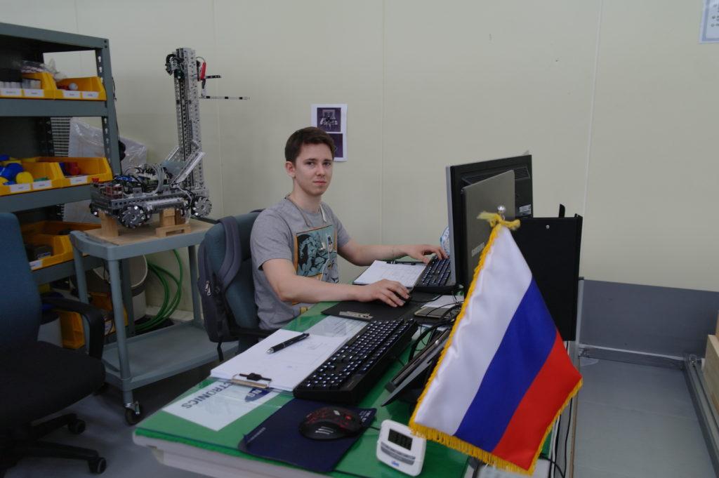 сборная WorldSkills Russia