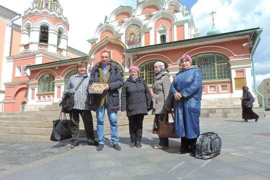 НаКрасной площади задержали шесть участников несанкционированной акции