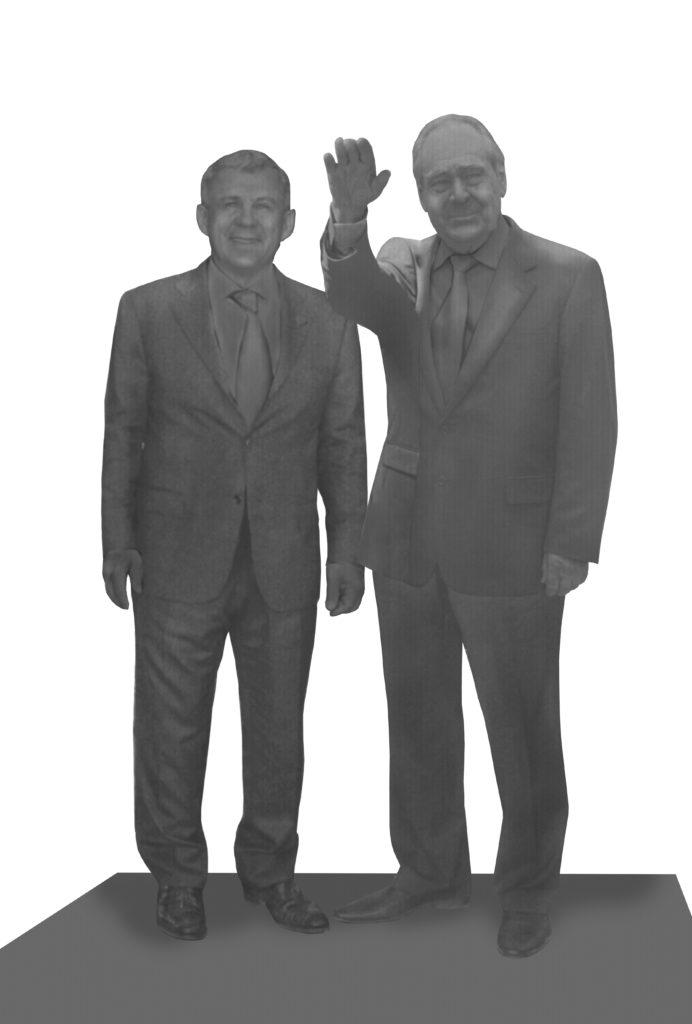 минниханов шаймиев памятник