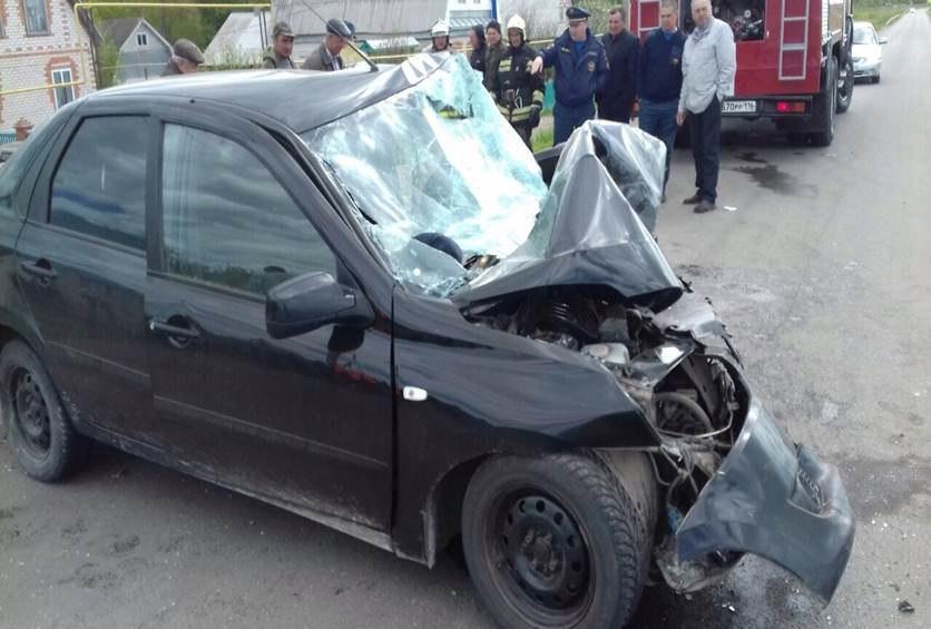 Двое погибли вдорожной трагедии вАпастовском районе Татарстана