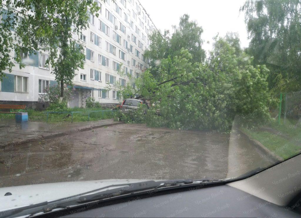 челны потоп