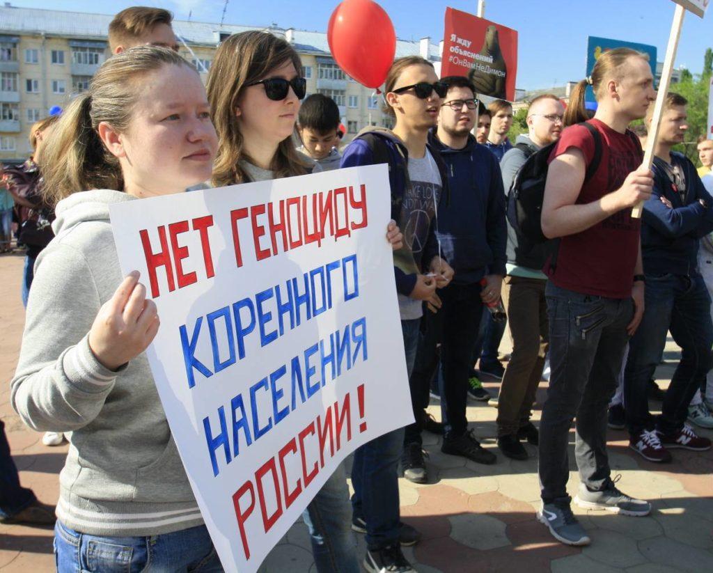 Антикоррупционный митинг состоялся в7 утра наокраине Казани