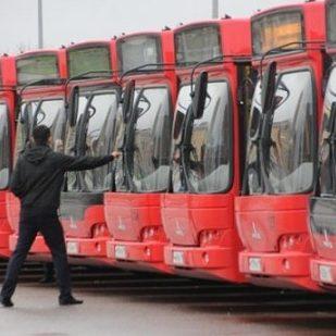 автобусы казань