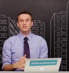 Навальный – о скандале вокруг «голых» снимков в храме под Елабугой: «Самое невинное, что может случиться в этих руинах – фотография девушки»