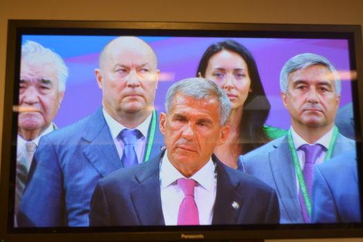 На съезде ВКТ Минниханов предложил создать национальный совет Милли шура