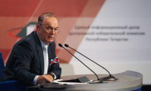 Председатель ЦИК Татарстана идет в депутаты сельсовета