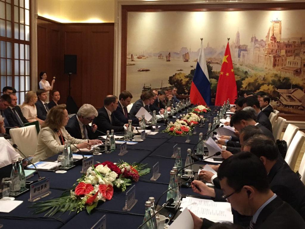 КНР иОЭЗ «Алабуга» создадут общее  предприятие для привлечения 60 китайских компаний