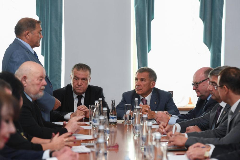 Минниханов встретится с управлением Узбекистана