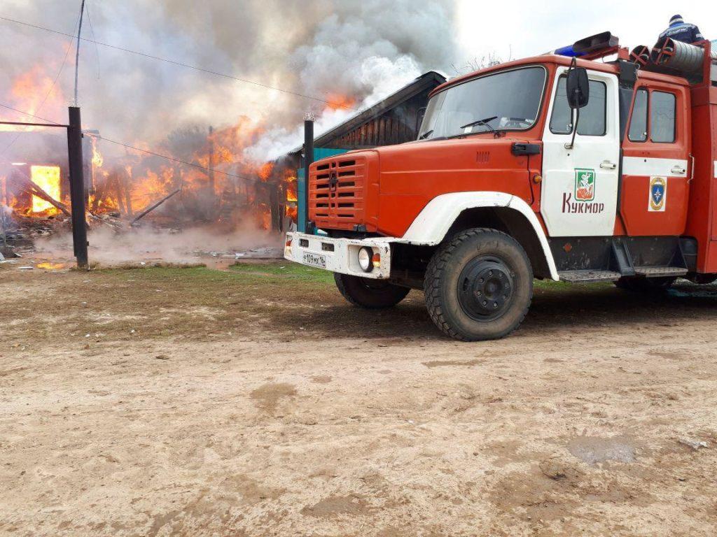 ВТатарстане 20-летняя девушка погибла впламени