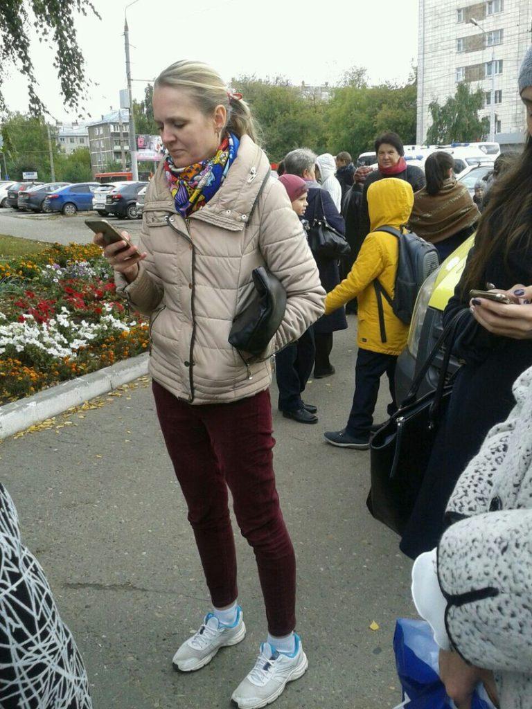 Эвакуация Казань школа 3